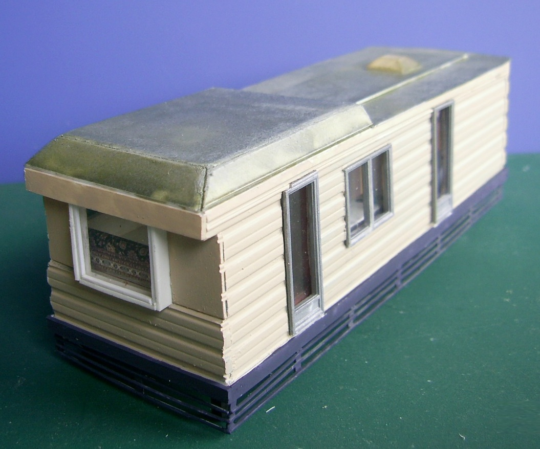 Stubby47's Model Buildings